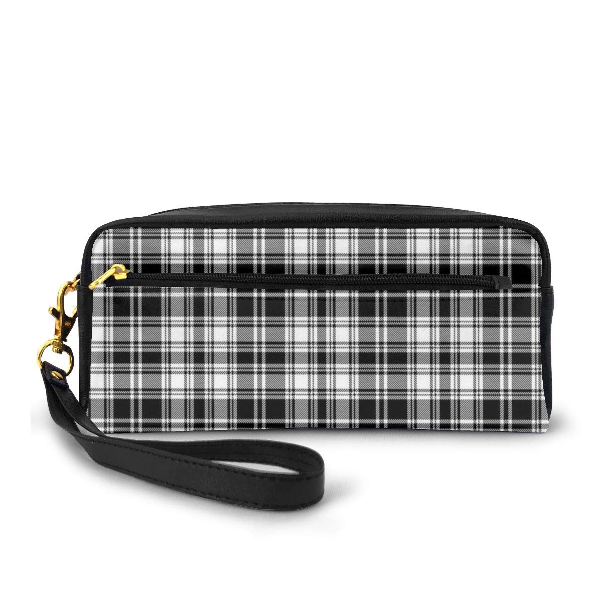 Pencil Case Pen Bag Pouch Stationary,British Tartan Celtic