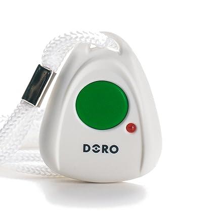 Doro CarePlus - Alarma de activación de teléfono de ...