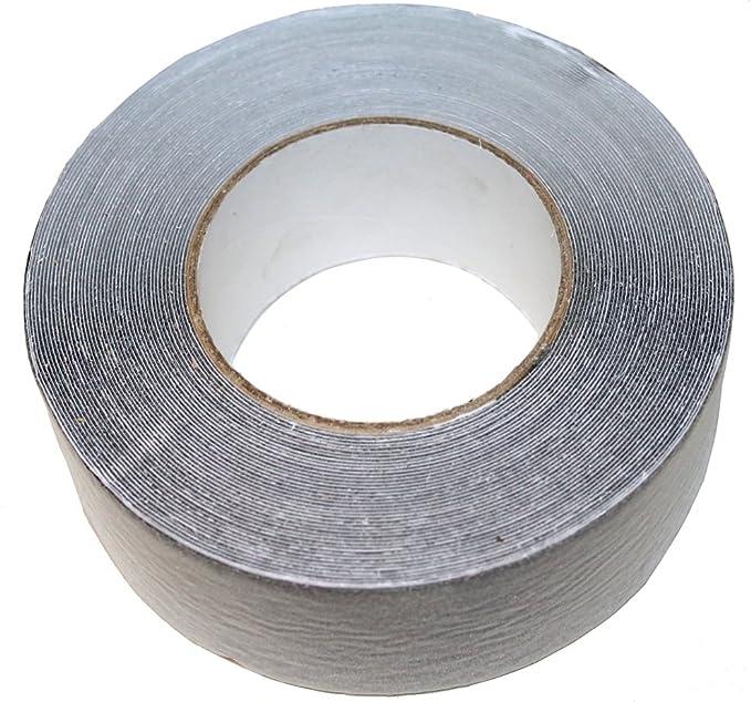AERZETIX: Cinta adhesiva antideslizante para escalera 15 metros C1059: Amazon.es: Bricolaje y herramientas