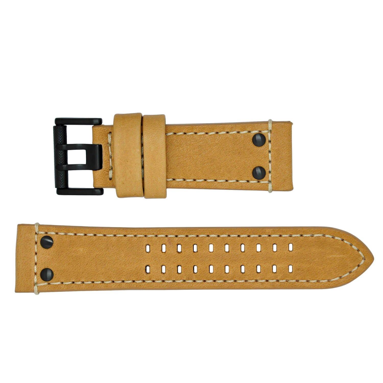 Luminox 1920 Light Brown Leather Strap