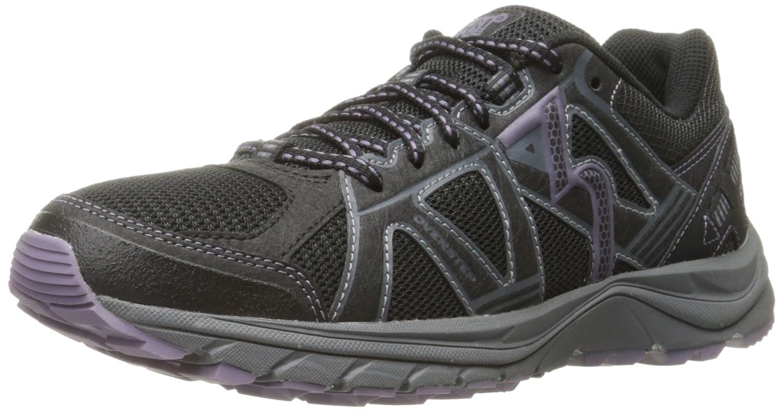 361 Women's Overstep Trail Runner B01BK8I084 10 B(M) US Black/Purple