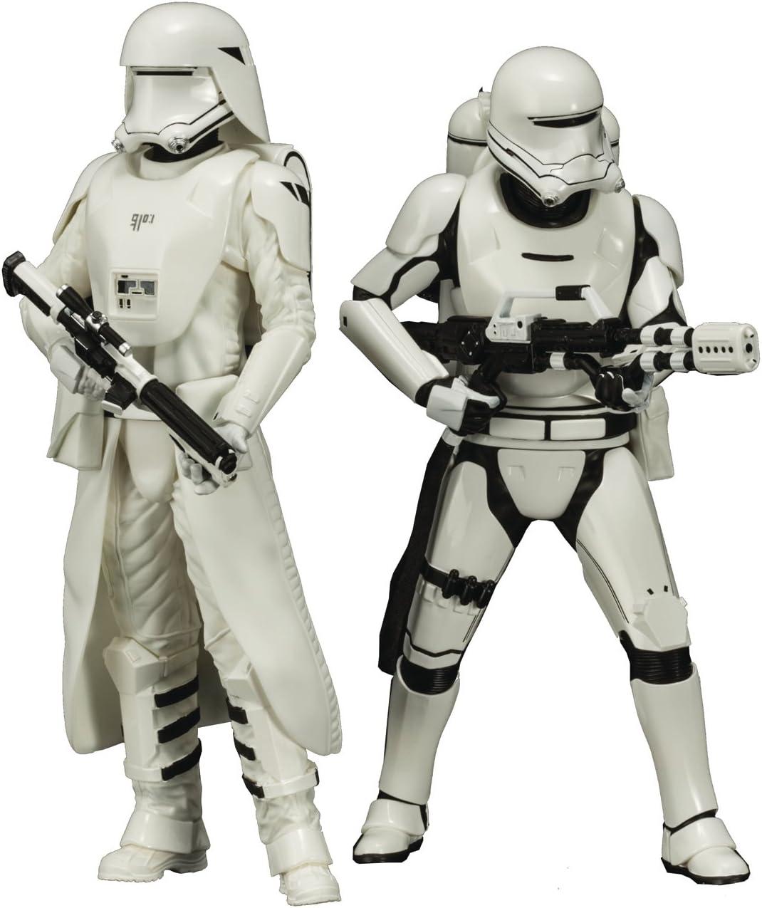 Kotobukiya Star Wars First Order Snowtrooper & Flametrooper (2 Pack)