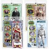 Batman Classic TV Series Action Figures Series 4: Set of all 4