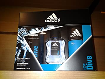 Coffret Adidas Parfum