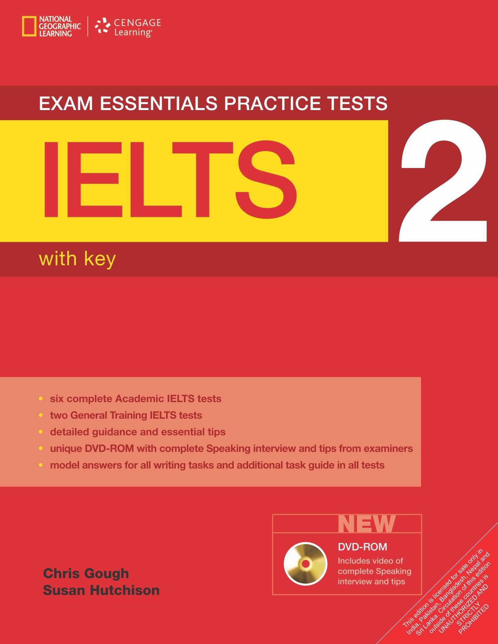 Exam essentials ielts practice test 1 with key (pdf + audio.
