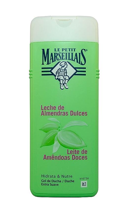 Le Petit Marsellais - Gel Leche de Almendras Dulces, 400 ml