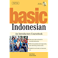 Basic Indonesian: Downloadable Audio Included (English Edition)