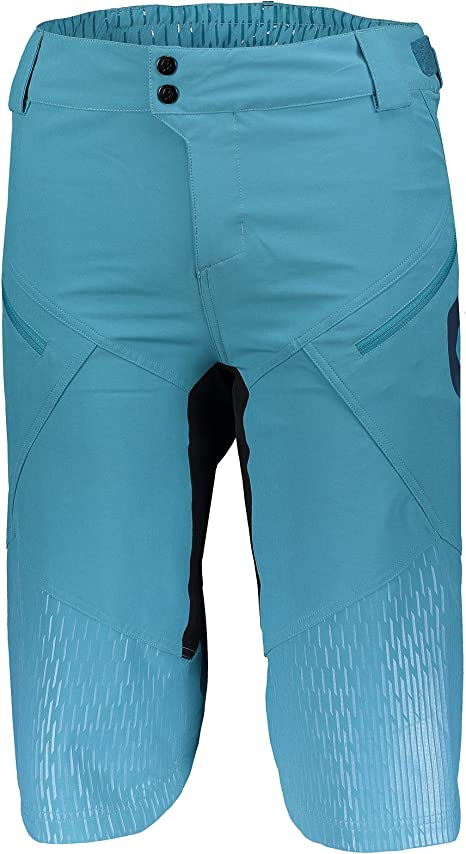 Scott Trail 20 - Bicicleta Short Pantalón Corto 2018, Color Azul ...