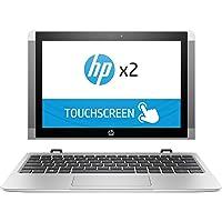"""HP x2 10-p030nf Ultrabook 2-en-1 10"""" HD Tactile Argent (Intel Atom, 4 Go de RAM, 128 Go, Intel HD Graphics 400, Windows 10)"""