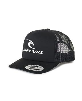 RIP CURL RC Original Trucker Gorra, Hombre, Negro, Talla Única