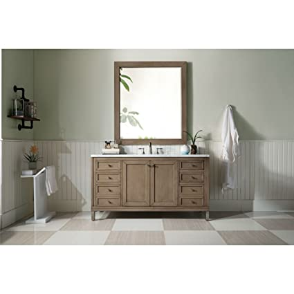 James Martin Chicago 60u0026quot;. Single Bathroom Vanity (Top Not ...