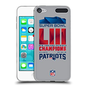 Head Case Designs Officiel NFL New England Patriots 2 2019 Super Bowl LIII  Champions Étui Coque a7a15e024