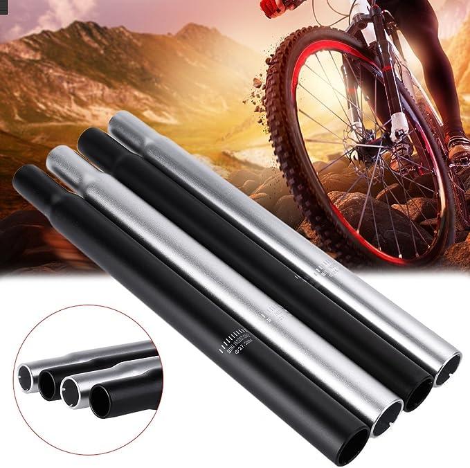lpyfgtp - Tija para sillín de Bicicleta (aleación de Aluminio, 25 ...