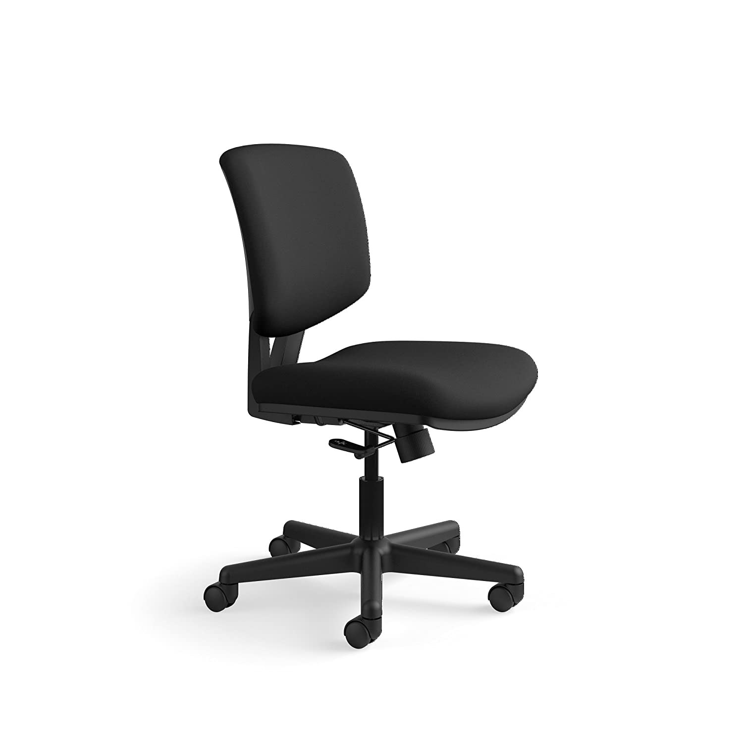 HH5701 The HON Company H5701.GA42.T Upholstered Computer Chair for Office Desk Crimson HON Volt Task Chair
