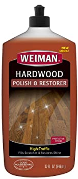 Weiman High-Traffic Laminate Floor Polish