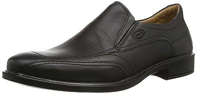 Jomos Classic 2 206206-23-000 - Zapatos de cuero para hombre, color negro, talla 46