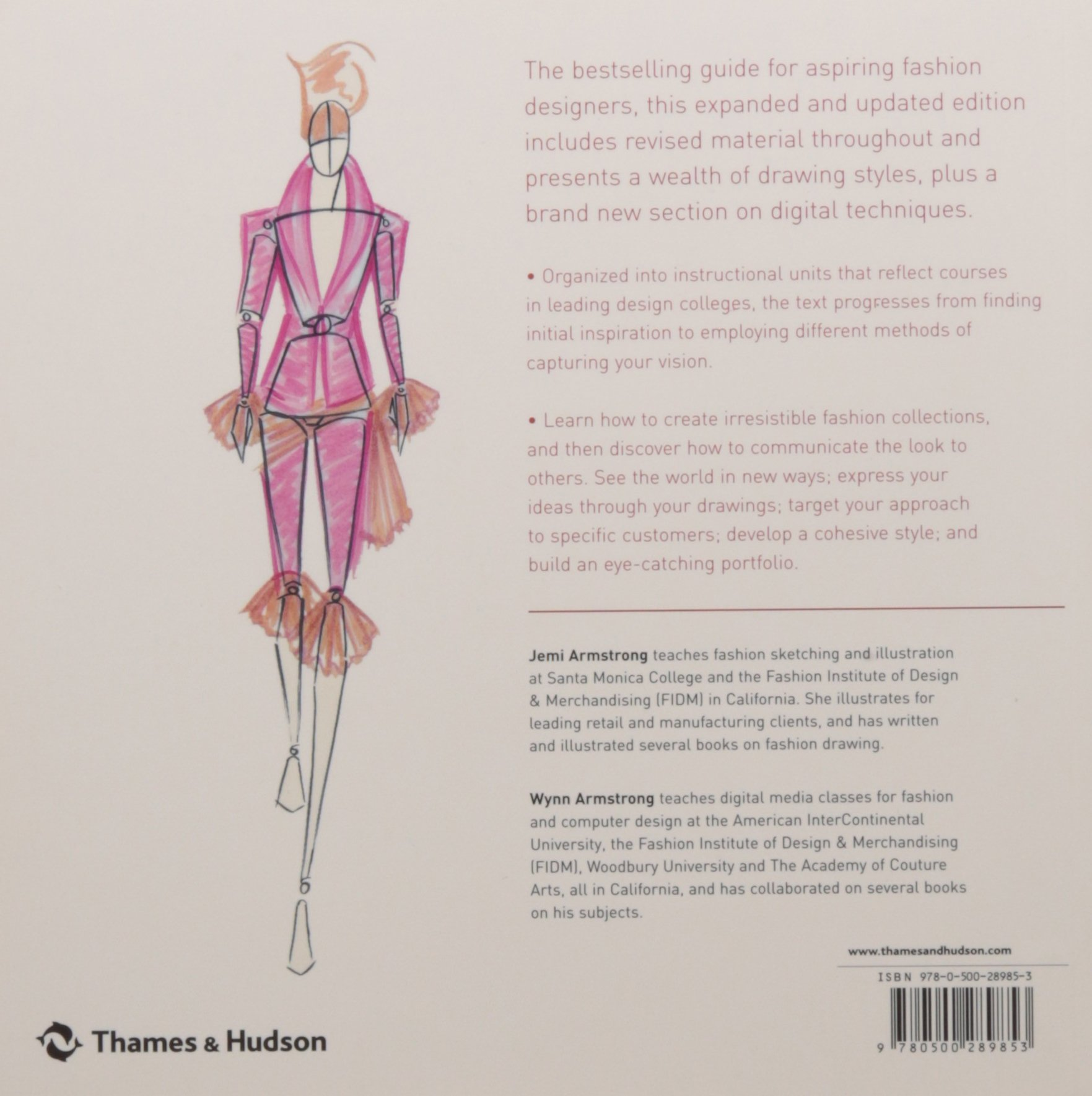 Fashion Design Drawing Course: Principles, Practice and
