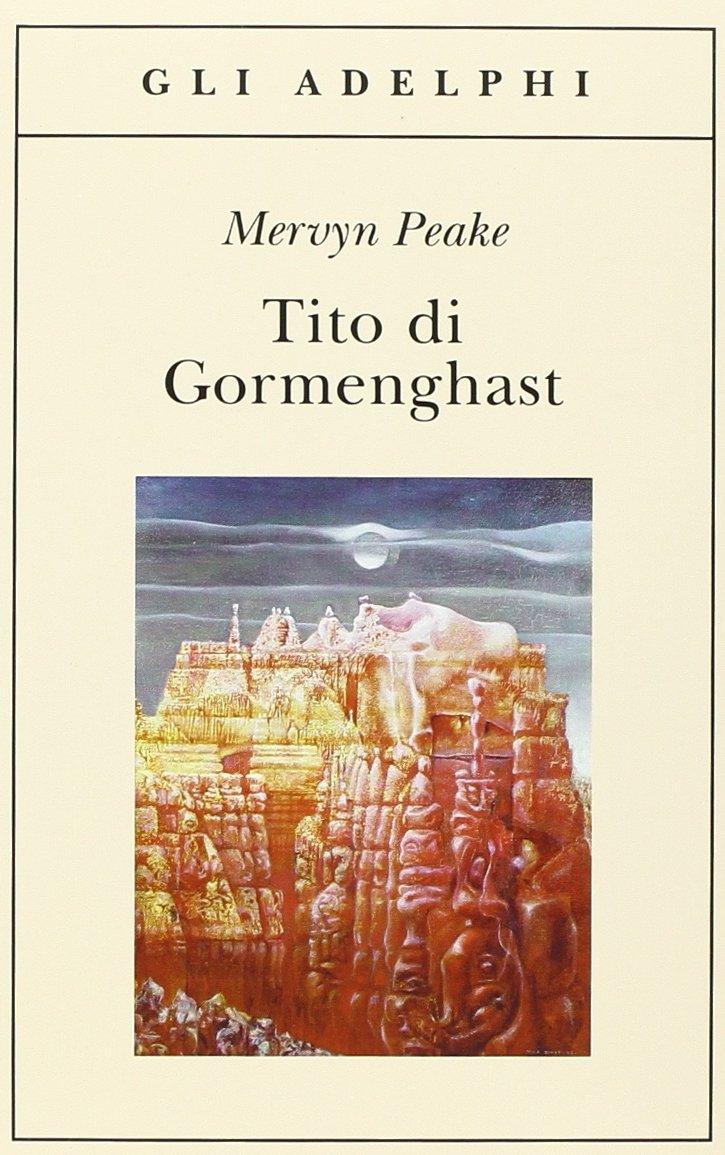 Ravano Gormenghast Peake Amazon Mervyn Di A Libri it Tito wAqBSO