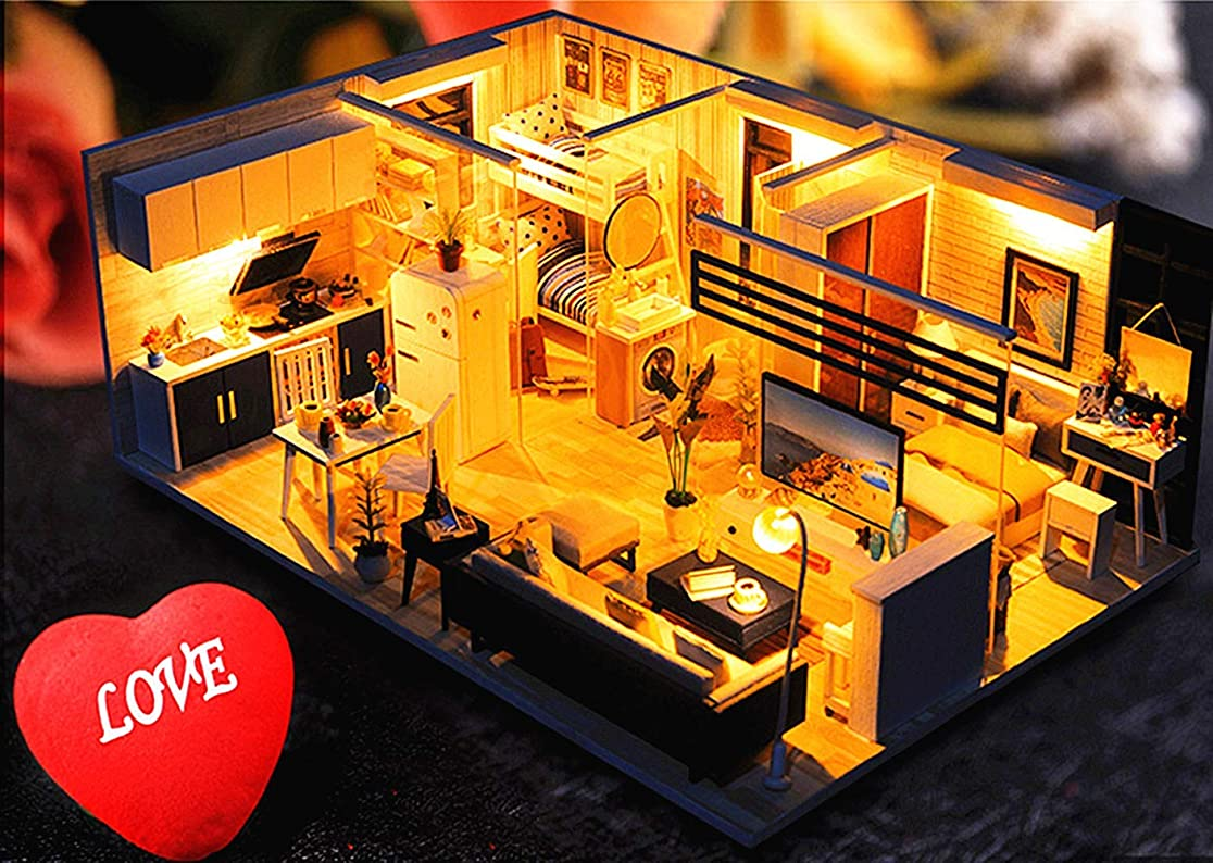 速報九ランク光るオルゴール 曲目:美女と野獣(ディズニー) ラッピング済み 3Dクリスタル 絵柄:スノーマン LEDライト付き