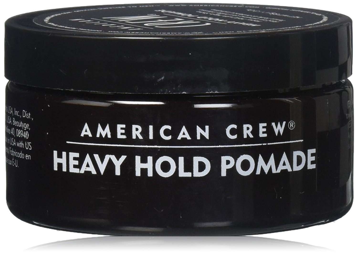 American Crew Heavy Hold Pomade, 3 Ounce (Pack of 12)