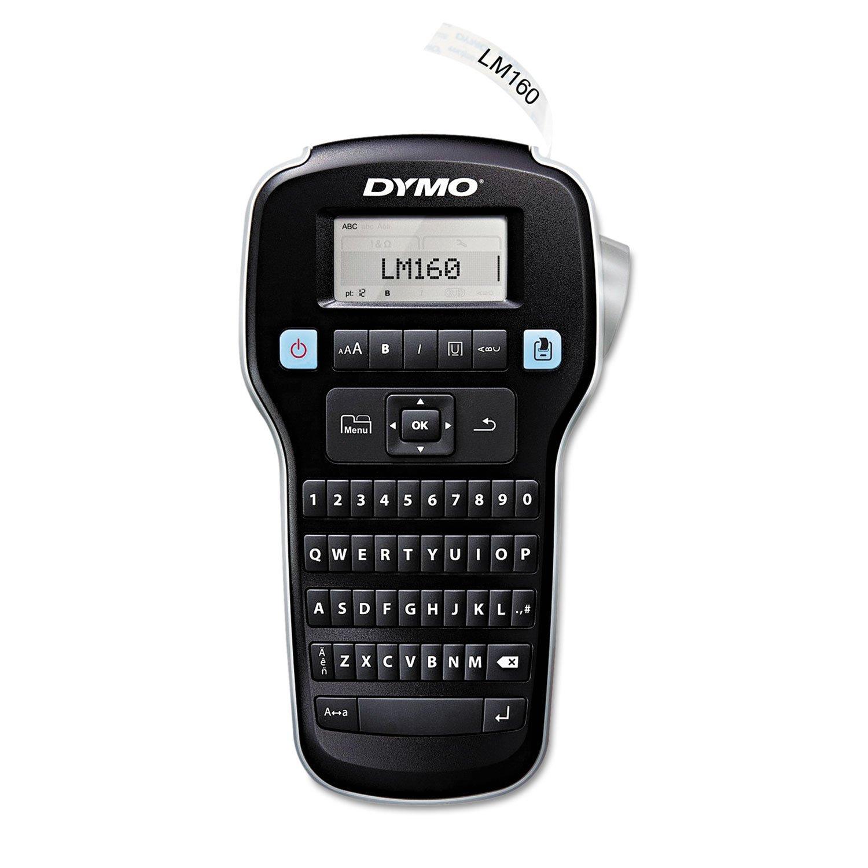 DYMO 1790415 LabelManager 160P, 2 Lines, 7 9/10w x 4 13/20d x 1 9/10h sanford l.p.