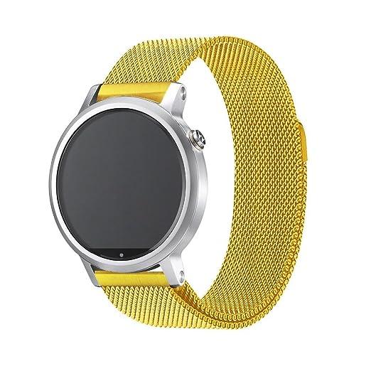 TStrap Inteligente Correa de Reloj, Smart Watch Reemplazo ...