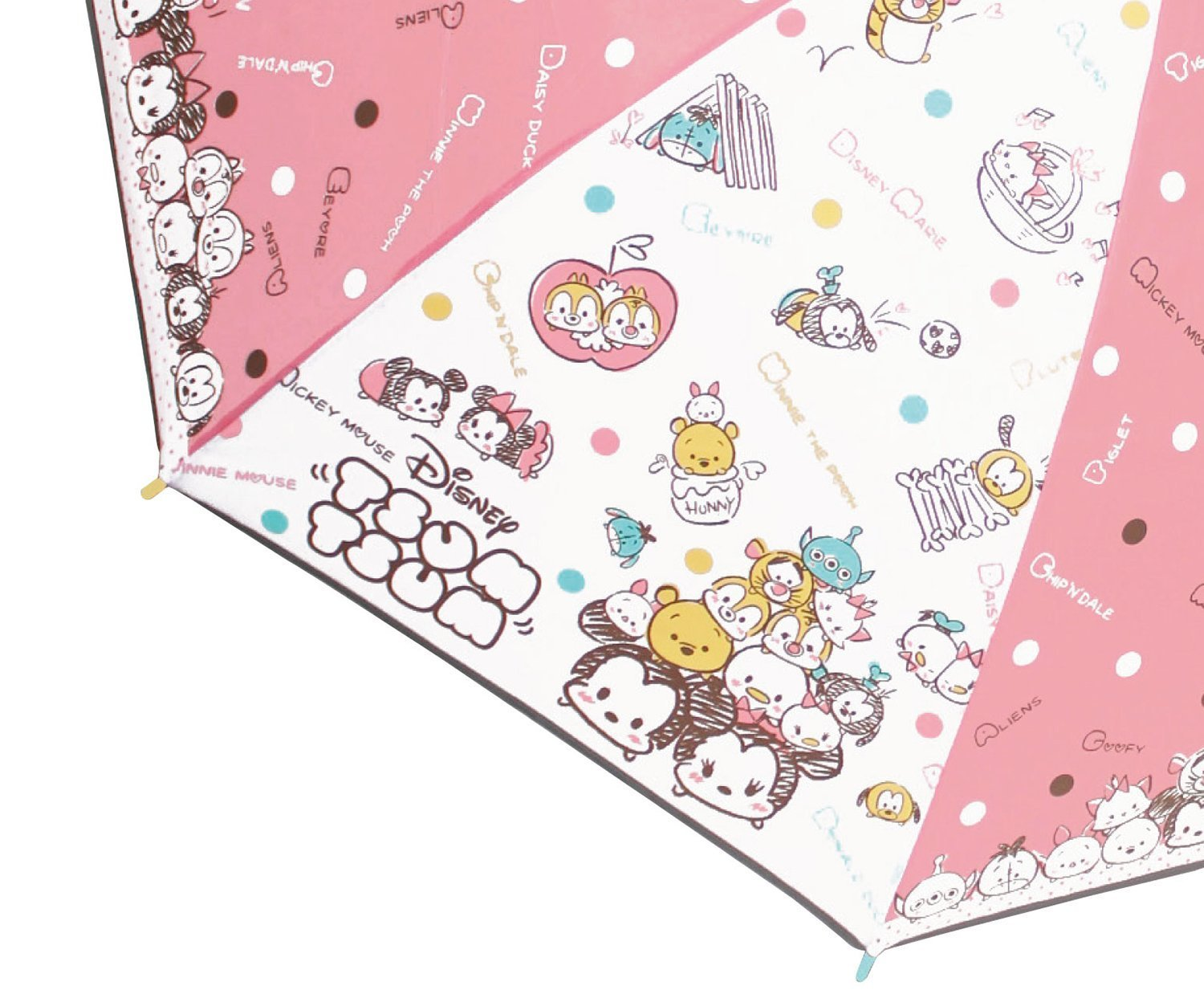 Amazon.com: Disney Tsum Tsum Umbrella Cute From Japan 55cm 35056: Garden & Outdoor