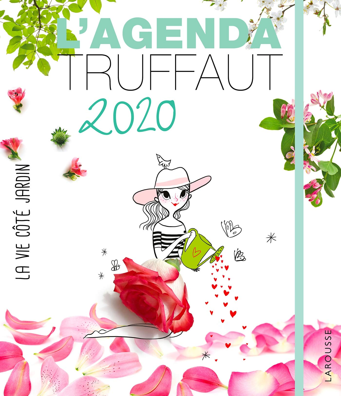 Amazon.fr - Agenda Truffaut 2020 - Catherine Maillet - Livres