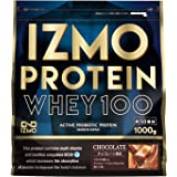IZMO -イズモ- ホエイプロテイン 1kg チョコ風味