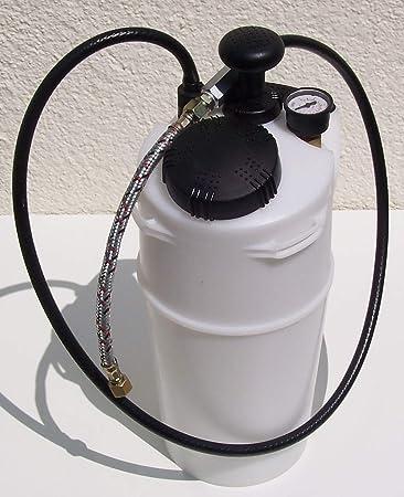 Aspiradora de aceite al vacío, 5 litros, aspira aceite: Amazon.es ...