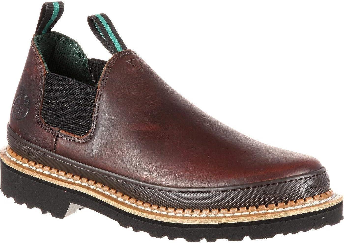 Georgia Giant Men's Romeo Slip-On Work Shoe 71L8Dle1tHLUL1400_