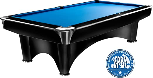 Mesa de billar Dynamic III, 9 ft. (Soporte), color negro mate, Pool: Amazon.es: Deportes y aire libre