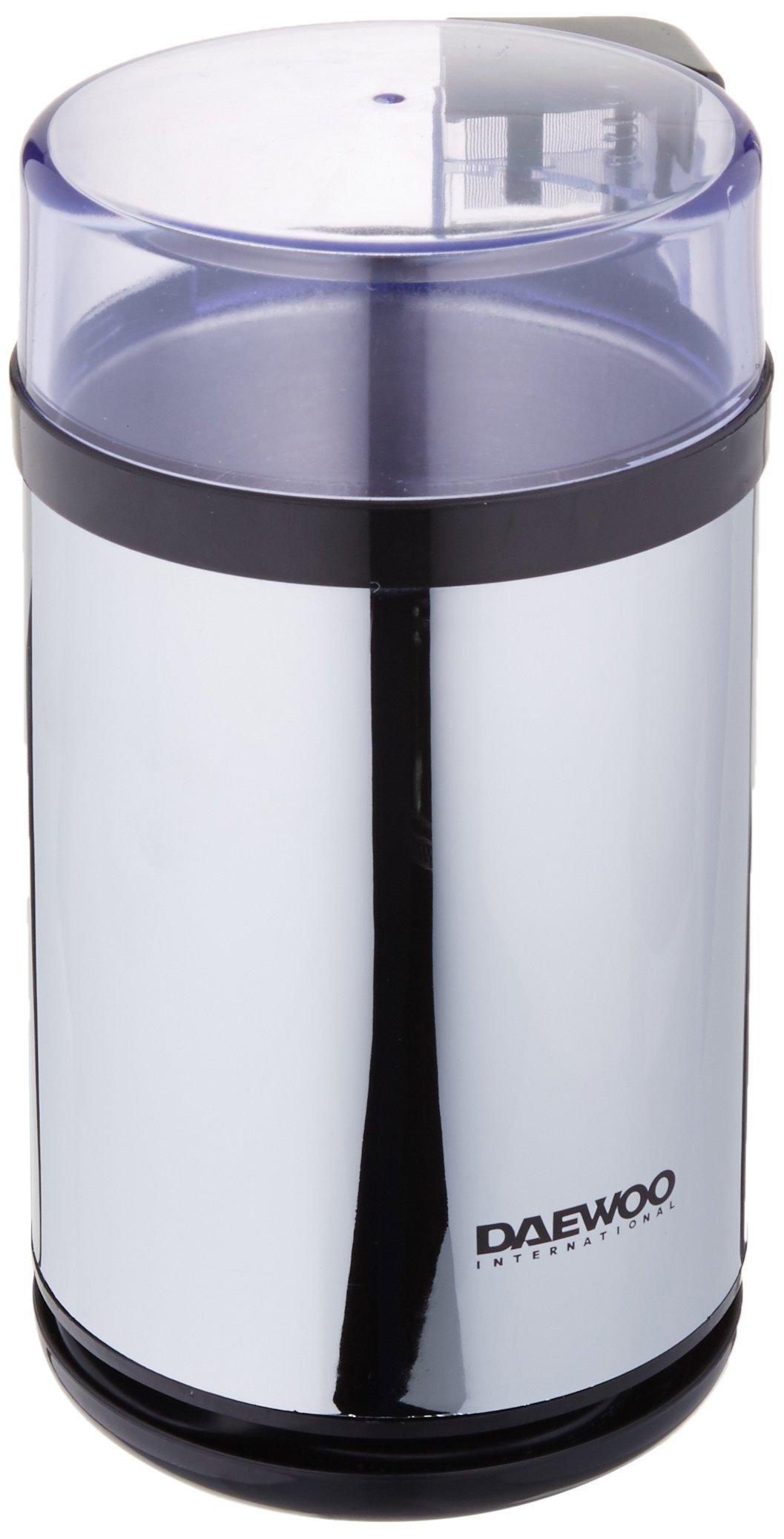 Daewoo DI-9365 180-watt 85gm Capacity Coffee Grinder, 220 to 240 Volts by Daewoo