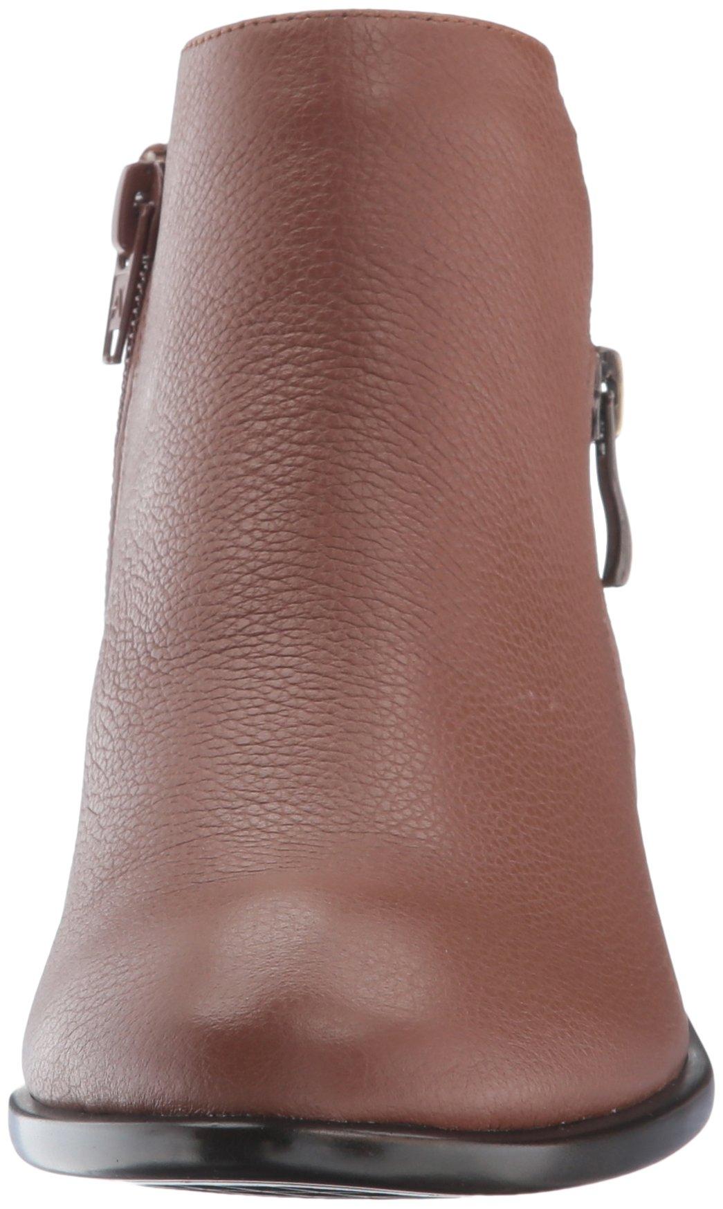 Aerosoles Women's Mythology Boot, Dark Tan Leather, 9 W US by Aerosoles (Image #4)