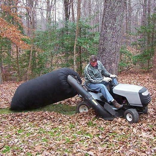 Amazon.com: NewMoo Standard Leaf Bag Lawn Tractor Leaf Bag,Bag for Cub Lawn  Tractors: Home & Kitchen