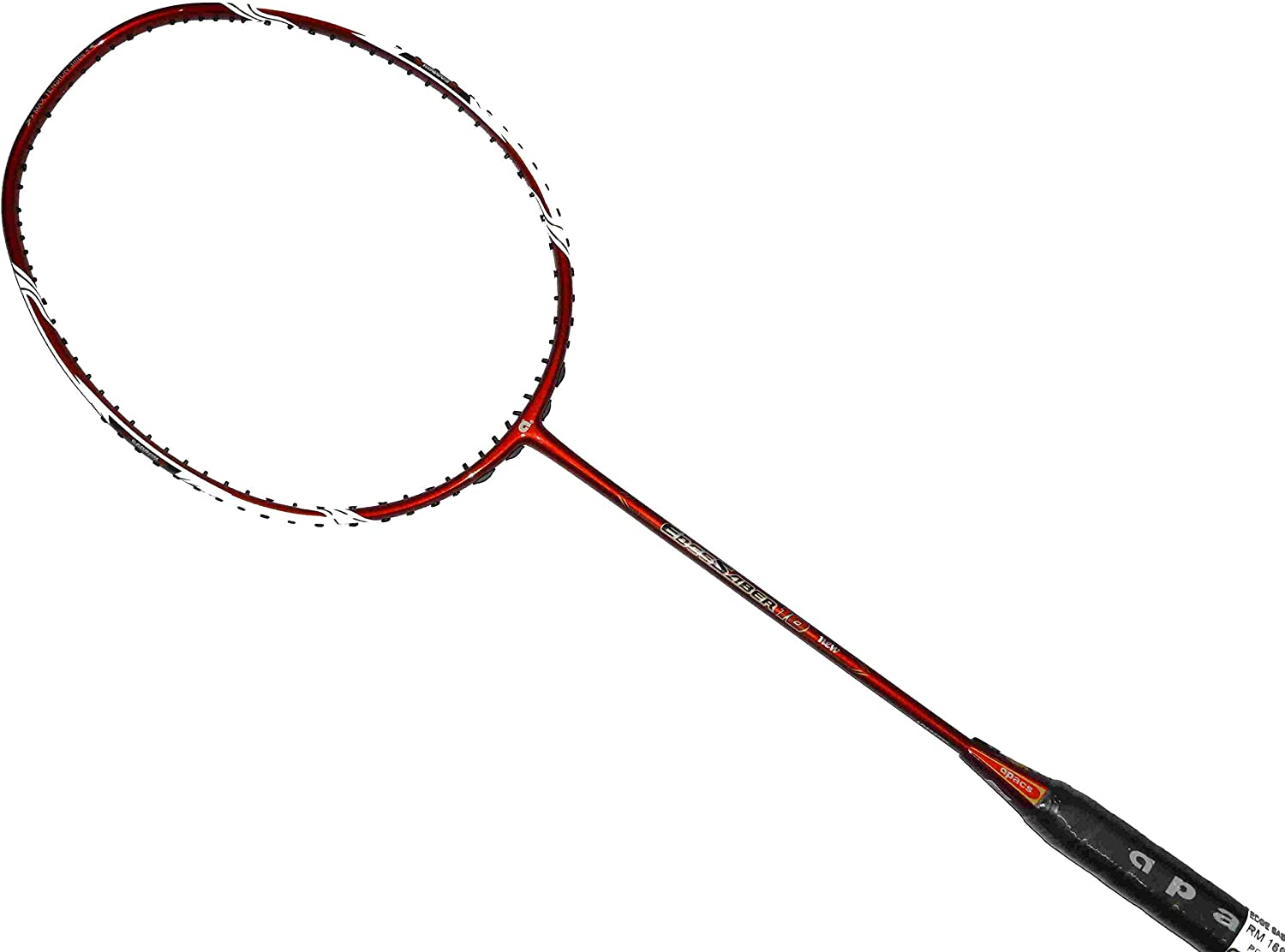 Apacs Edgesaber 10 Red New Badminton Racket Without Cover