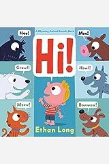 Hi! (Animal Words) Kindle Edition
