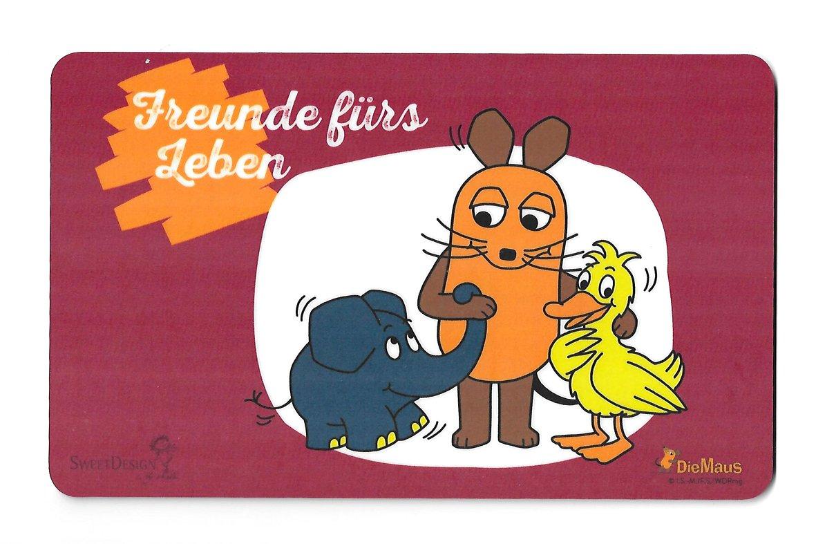 Fr/ühst/ücksbrettchen Sendung mit der Maus ~ Freunde f/ürs Leben ~ Brettchen Kinder