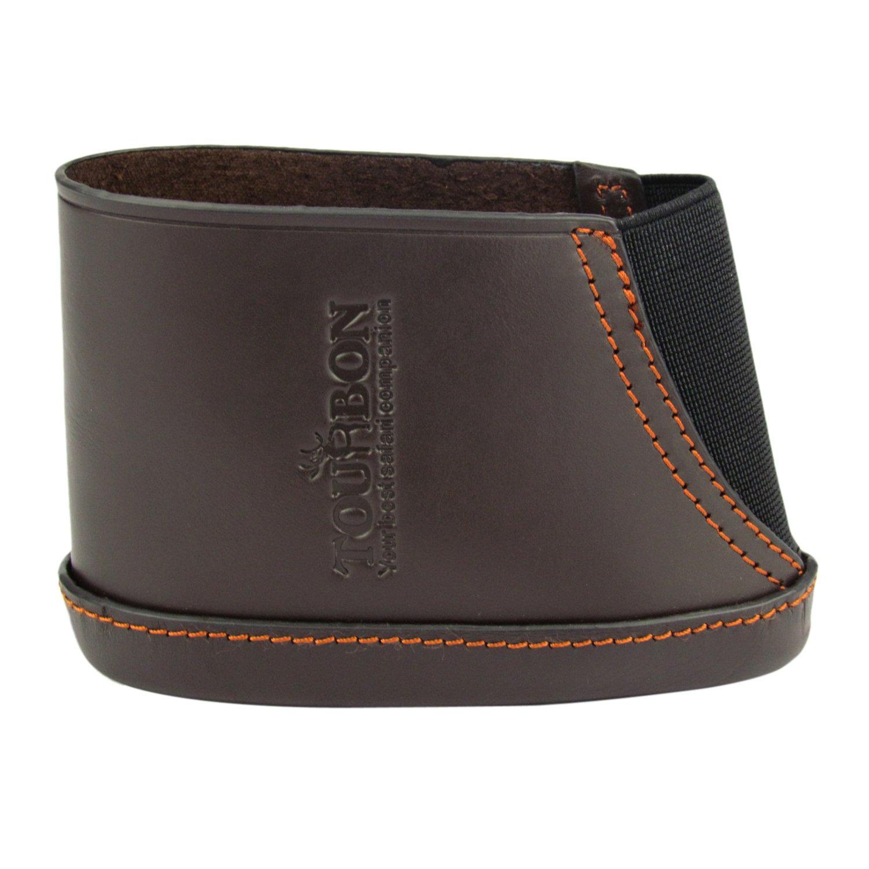 tourbon piel pistola buttstock extensión Slip On Recoil Pad Tourbon Safari Store