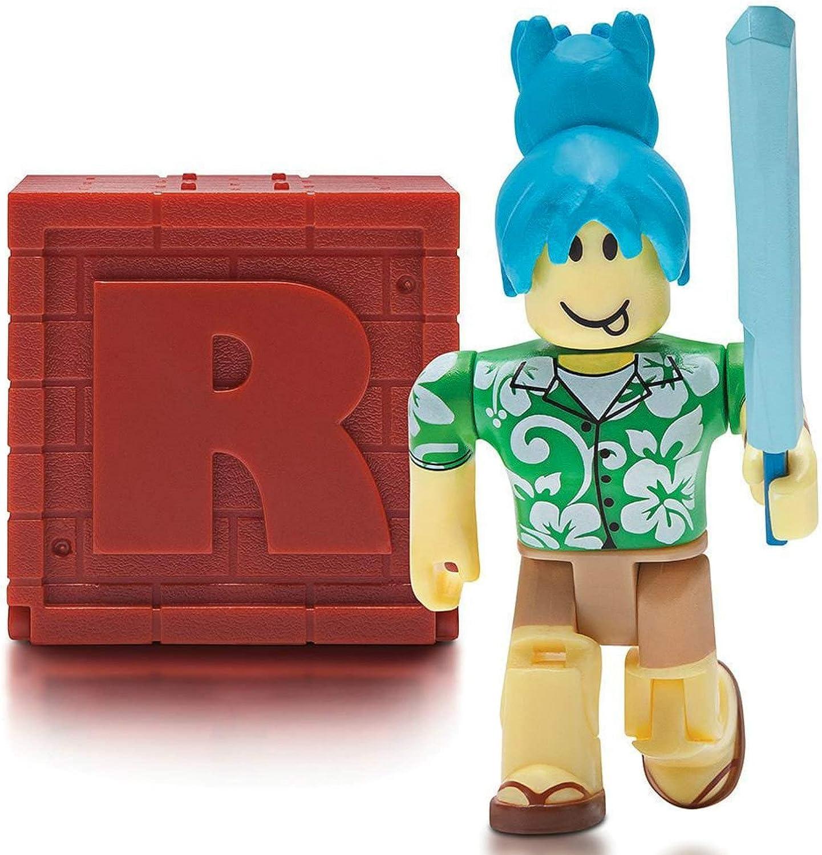 Amazon Com Roblox Series 4 Icebreaker Action Figure Mystery Box