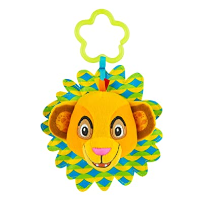 Lamaze Disney Lion King, Simba Clip On Baby Toy : Baby
