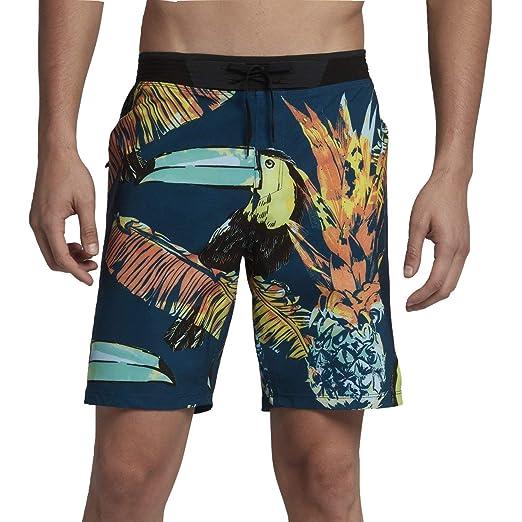 d1155df91c Amazon.com: Hurley Phantom Hyperweave Toucan Men's 18