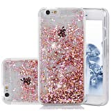 Amazon Price History for:iPhone 7 Case, Asstar Liquid Case for iPhone 7, Fashion Design Flowing Luxury Bling Glitter Sparkle Diamond Clear PC Hard Case Soft TPU Bumper for iPhone 7 (Rose gold)