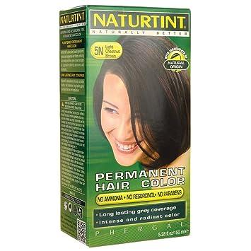 Amazon.com   Naturtint Permanent Hair Colorant 5N Light Chestnut Brown 22bd2ff2fe
