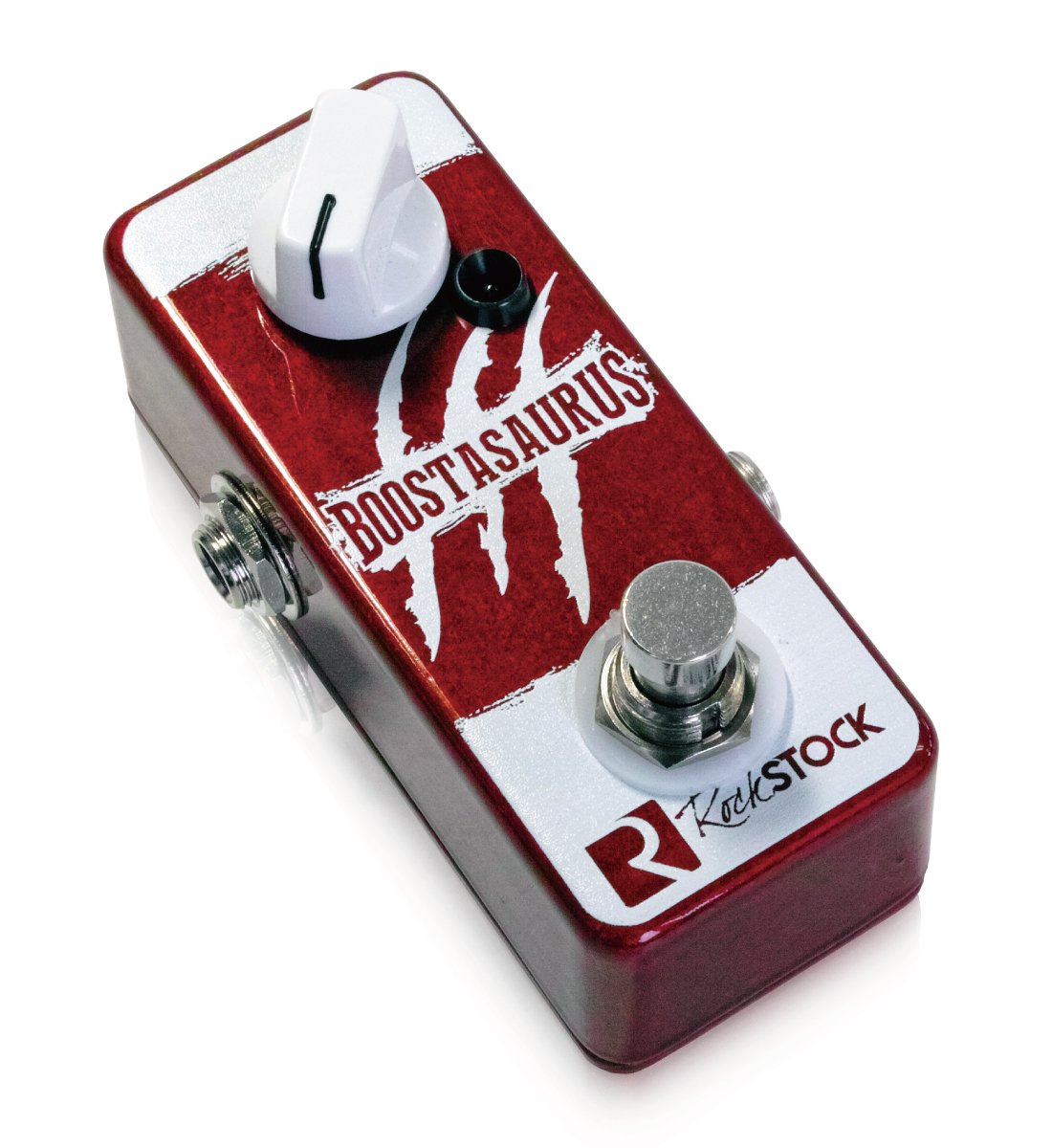Rock Stock Pedals Boostasaurus