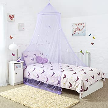 childrens bed canopy uk