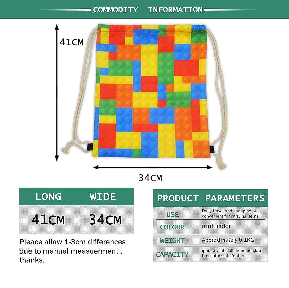 Backpacks School Shoulder Rucksack Workout Biking Swimming Shoe Bag 8 Colors