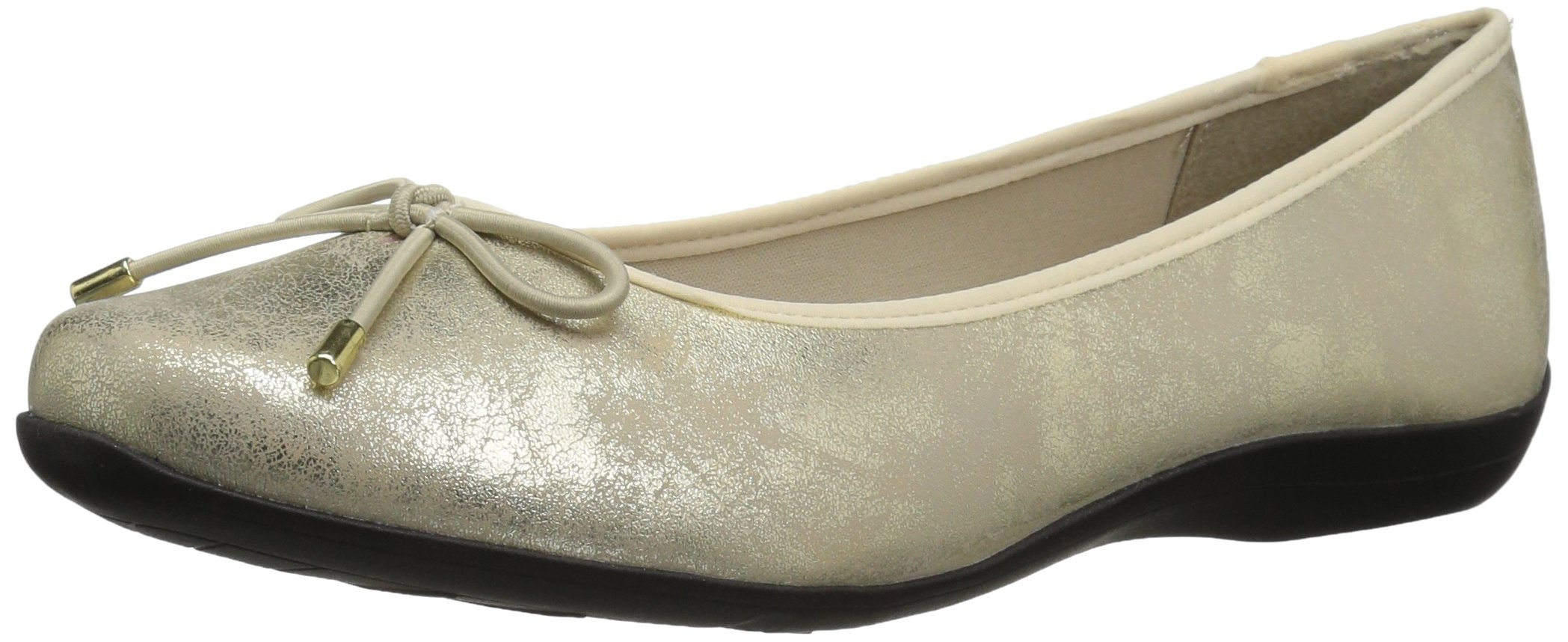Soft Style by Hush Puppies Women's Heartbreaker Loafer, Natural Eclipse, 09.0 M US