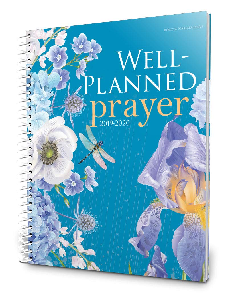Well Planned Prayer, July 2019 - June 2020 by Home Educating Family Association (Image #1)