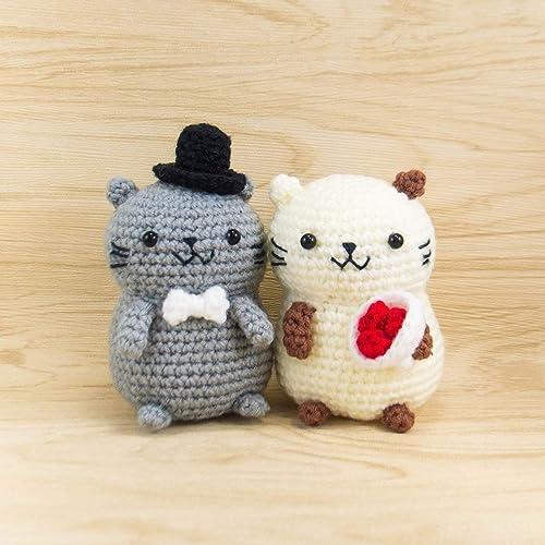 Amigurumi!: Super Happy Crochet Cute: Doherty, Elisabeth A ... | 500x500